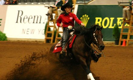 The Canadian Reining Team Finishes In Fifth At World Equestrian Games