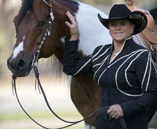 Western Dressage Offers Benefits For Show Horses Of All Breeds