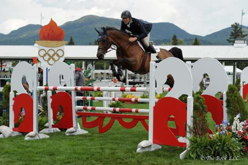 Peter Wylde Wins Wednesday Feature at 48th Annual Lake Placid Horse Show