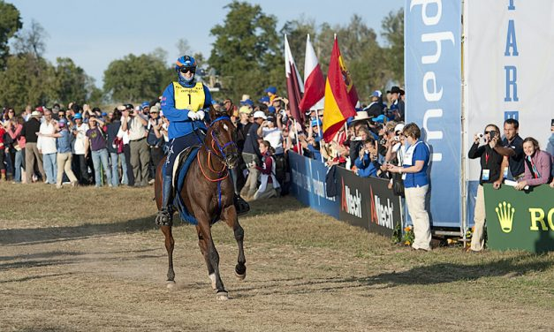 Mighty Maria Wins Endurance Gold, UAR Scoop Title