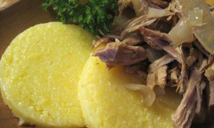 Pork Tenderloin with Balsamic sauce Cooked Two ways