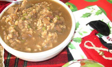 Beef Barley And Vegetable Stew