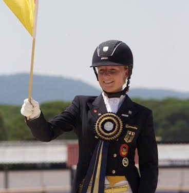 FEI European Dressage Championships For Young Riders, Juniors And Children 2015