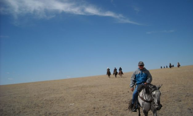 Best Of America By Horseback 4 – Riding Through Northeastern New Mexico