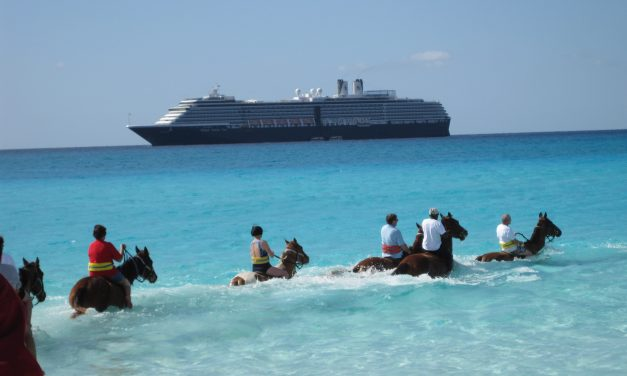 Half Moon Cay With Michelle Morañha Winner