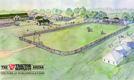 Tractor Supply Company To Be Title Sponsor Of New Multi-Purpose Equestrian Facility At Franklin's Park At Harlinsdale Farm