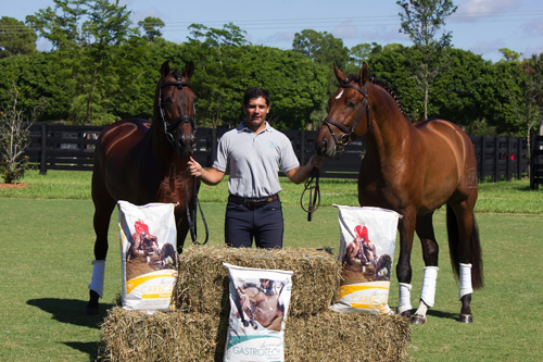 International Grand Prix Trainer Jaime Amian Partners With Legends Feed And Southern States