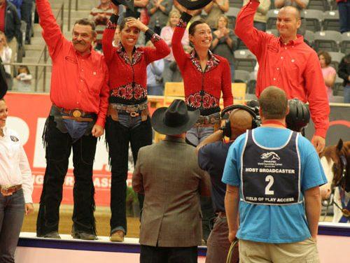 Team USA Wins Gold!