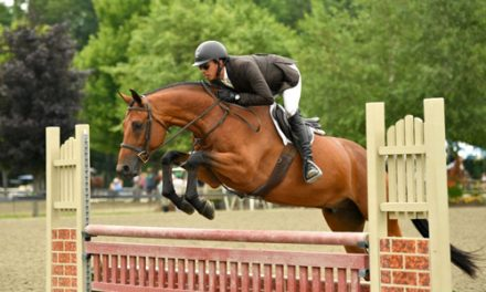 Colin Syquia Claims Victory in $5,000 Hunter Derby at Vermont Summer Festival
