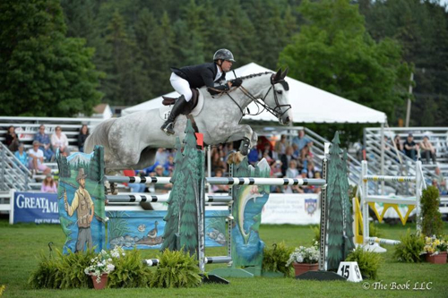 Devin Ryan's Win in the $100,000 Great American Insurance Group Grand Prix Highlighted the 48th Annual Lake Placid Horse Shows