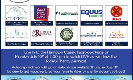 Hampton Classic Horse Show to Host Second Annual Jump for Charity