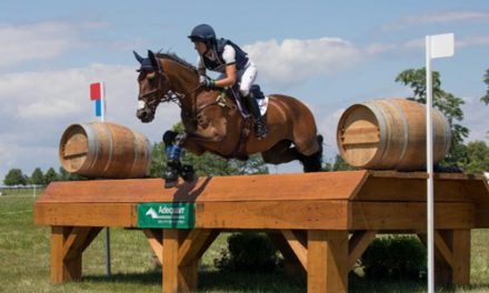 Irish Sport Horse Wins 2017  Great Meadow International CICO
