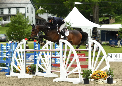 David Jennings Wins $10,000 Welcome Stake at Vermont Summer Festival