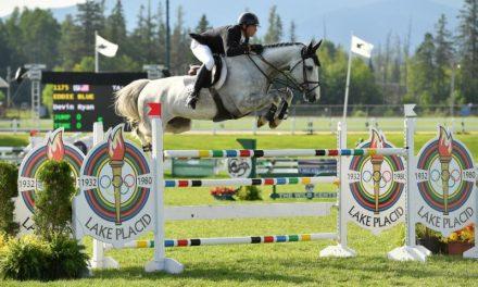 Devin Ryan Wins $30,000 FarmVet Jumper Classic at Lake Placid Horse Shows