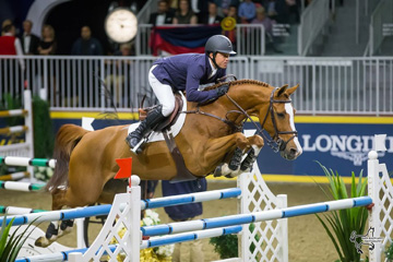 Farrington and Ward to Highlight Show Jumping Line-up at Toronto's Royal Horse Show